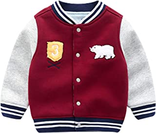 toddler baseball jacket