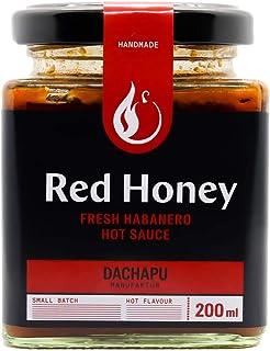 Red Honey Salsa de Chile - Sabores Picantes, Dulces y