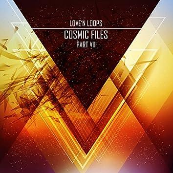 Cosmic Files, Pt. 7