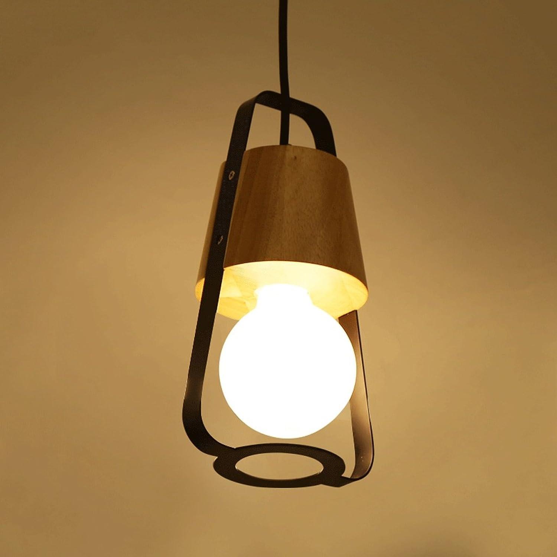 Gute Kronleuchter Einfache Japanische Restaurant Ball Kronleuchter Kreative Holz Protokolle Restaurant Lichter Massivholz Led Lampen