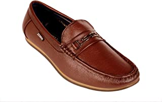 Zebra Men's 100% Pure Leather Formal Shoes