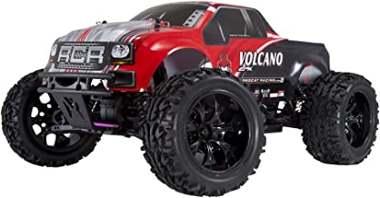 Redcat Racing Volcano EPX - 4WD Monster Truck - 1/10 Scale - RTR - Red