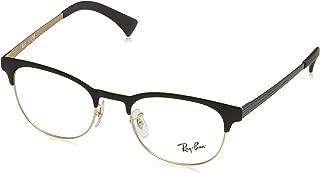 Ray-Ban RX6317 Round Metal Eyeglass Frames