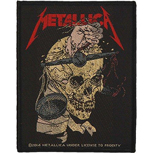 Rock Off Metallica - Harvester of Sorrow (Toppa) Merchandising Ufficia