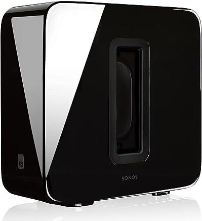 Sonos SUB Wireless Subwoofer, Black