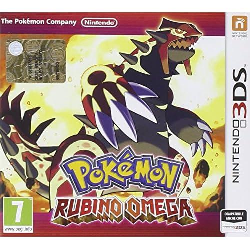 Pokémon Rubino Omega - Nintendo 3DS