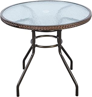 outdoor table bases wrought iron