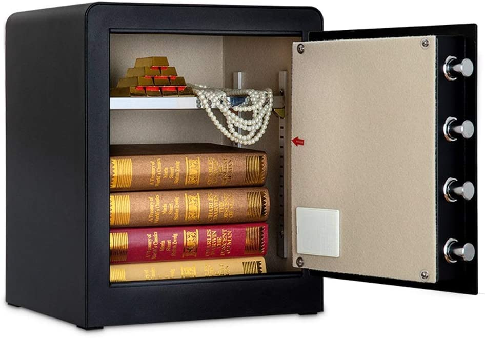 PARTAS Safes Safe New arrival Box Small Key Cabinets Password File Special price Be