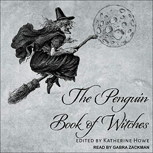 The Penguin Book of Witches audiobook cover art
