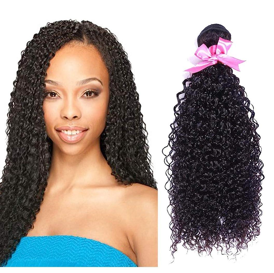 ミッション審判ビリーヤギ女性の髪を編む150%密度ブラジルのロングボディウェーブヘアバンドル波状の髪の拡張子100%人毛で縫う100g /バンドル