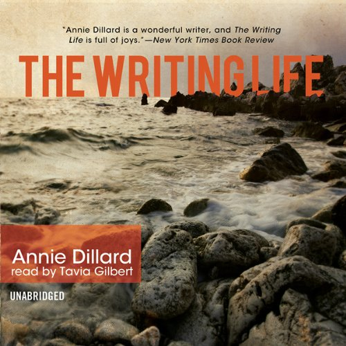 The Writing Life audiobook cover art