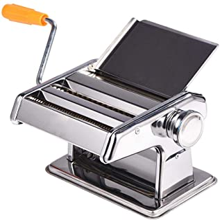 ochun製麺機 自宅で麺類 ヌードル うどん 餃子 そば パスタ等をつくる 手作り 厚さ幅調節可能