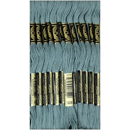 Embroidery FLOSS DMC stranded color 926