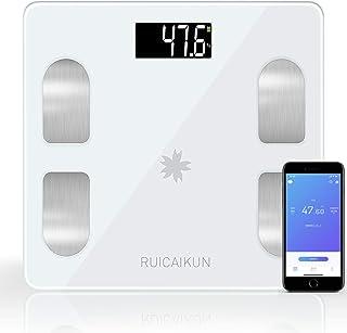 体重計 体脂肪 体組成計 高精度 スマートスケール 体重/筋肉量/BMIなど21項健康測定可能 iOS/Androidアプリで健康管理 Google Fit・Fitbitと連携 ヘルスケア同期