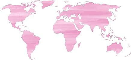 Amazon.es: mapa mundi acuarela: Hogar y cocina