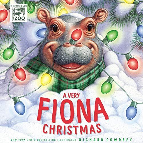 A Very Fiona Christmas cover art