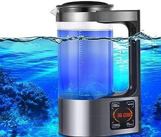 TTLIFE Générateur d'Eau d'Hydrogène Machine 2L Grande Capacité Hydrogène Générateur d'Eau Ioniseur Hydrogen Water Generato...