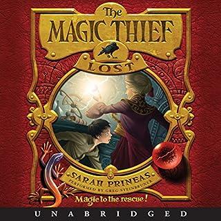 The Magic Thief: Lost cover art
