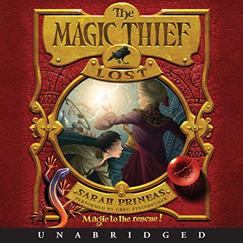 The Magic Thief: Lost cover art