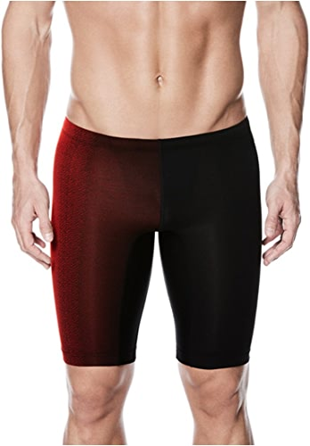 Nike Fade Sting Poly Blend Perforhommece Jammer Male University rouge 30
