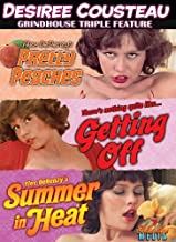Desiree Cousteau starring in 1970's GRINDHOUSE TRIPLE FEATURE