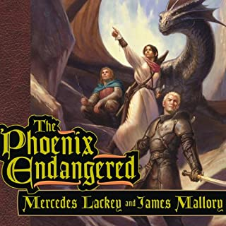 The Phoenix Endangered     Book Two of the Enduring Flame              By:                                                                                                                                 Mercedes Lackey,                                                                                        James Mallory                               Narrated by:                                                                                                                                 William Dufris                      Length: 17 hrs and 12 mins     405 ratings     Overall 4.2