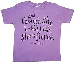 she is small but fierce