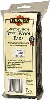 #0000 Steel Wool 4 Pads
