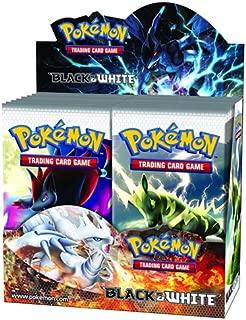 Best pokemon black and white booster box cheap Reviews