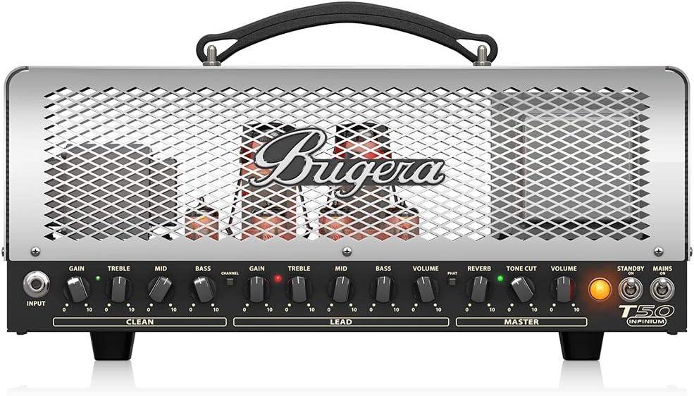 Bugera 032996 Amplificador cabezal para guitarra