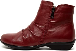 Hush Puppies Paulette-HP Womens Shoes Flat Ankle Boots
