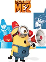 Despicable Me 2: Screenplay
