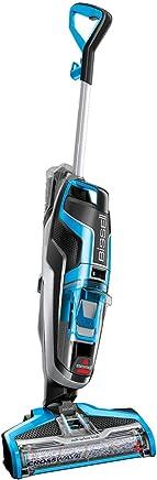 Bissell CrossWave 3-in-1 Multi-Surface Upright Vacuum Cleaner, Titanium Blue -1713