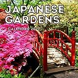 Japanese Gardens Calendar 2021: 16-Month Calendar, Cute Gift Idea For Japan Lovers Women & Men