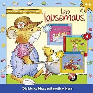 Leo Lausemaus 3er-Box: Folge 4 - 6 Titelbild
