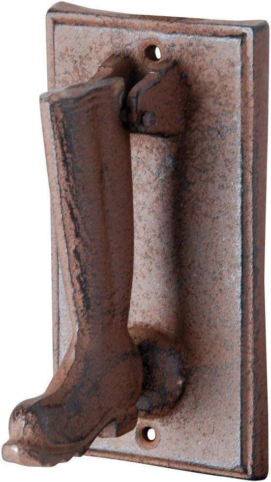 Limited Max 64% OFF Special Price Esschert Design DB54 Cast Iron Knocker Door Boot