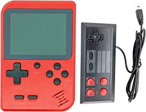 RFiotasy Handheld Game Console with 400 Classical FC Games Console 2.8-Inch Color Screen,Supporting 2 Players,Gift Christm...