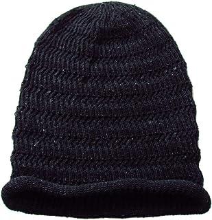 (エッジシティー)EdgeCity サマーニット帽 ヘンプ 麻 ニット帽
