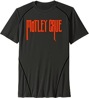 Men's Outdoor Motley Crue Training Tee Shirt