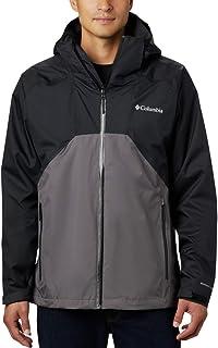 Men's Rain Scape Jacket, Waterproof, Removable Hood