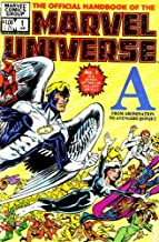 Best official handbook of the marvel universe vol 1 Reviews