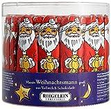 Riegelein - Weihnachtsmänner massiv - 65St/812,5g