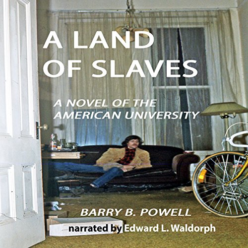 A Land of Slaves: A Novel cover art