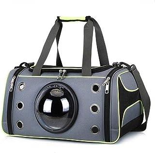3b4170a92e18 ZENGZHIJIE Mochila Bolso para Perros y Gatos, Caja de Mascotas para  Mascotas Caja de bandejas