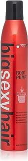 SEXYHAIR Big Root Pump Volumizing Spray Mousse, 10 oz