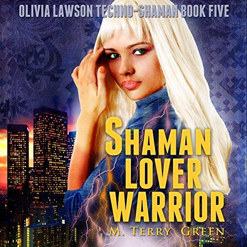 Shaman, Lover, Warrior cover art