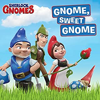 Gnome Sweet Sherlock Gnomes