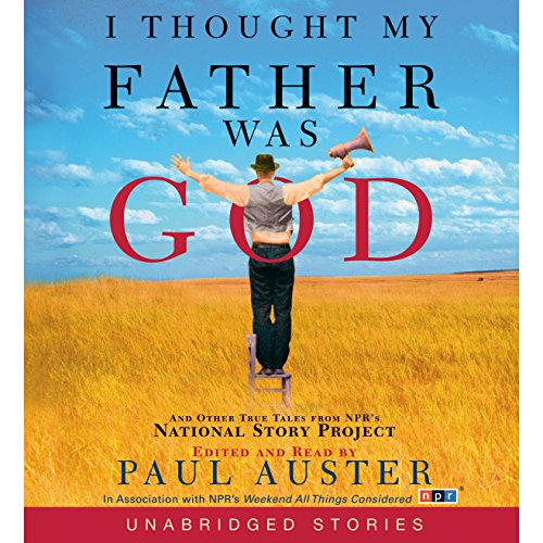 I Thought My Father Was God cover art