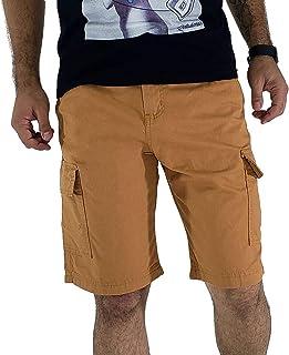 895a121b6 Moda - Marrom - Roupas / Masculino na Amazon.com.br