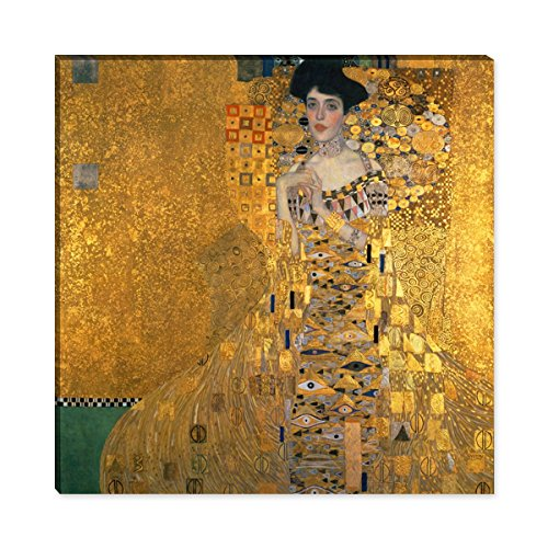 Wandkings Leinwandbilder von Gustav Klimt - Wähle ein Motiv & Größe: